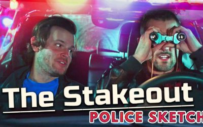 Police Stakeout Skit