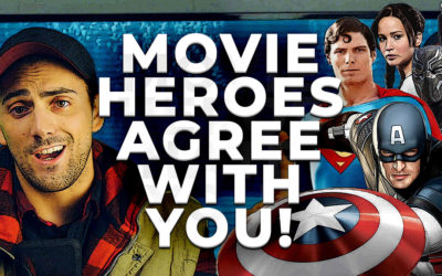 Movie Characters Agree With Your Politics | The Robin Hood Effect