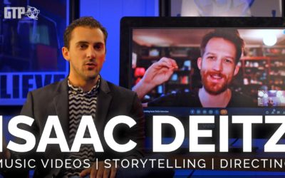 An Interview With Isaac Deitz